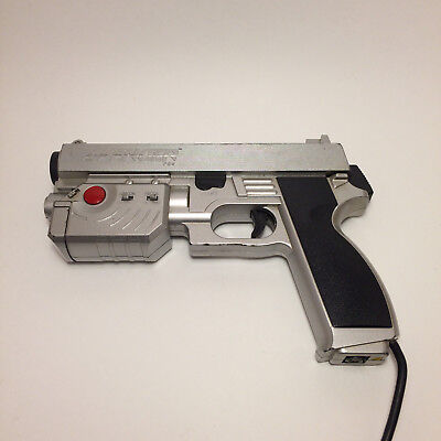 Sega Saturn / Playstation PS1 Avenger Pro Gun Controller