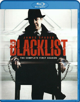 The Blacklist - The Complete (1St) First Season (Blu-Ray) (Blu-Ray)