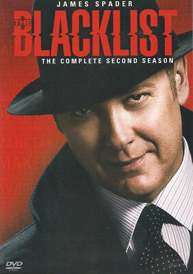 The Blacklist - The Complete (2Nd) Second Season (Dvd)
