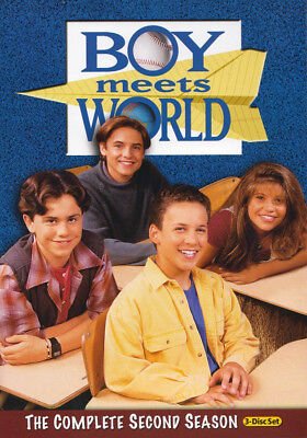 Boy Meets World - The Complete (2Nd) Second Season (Keepcase) (Ca) (Dvd)