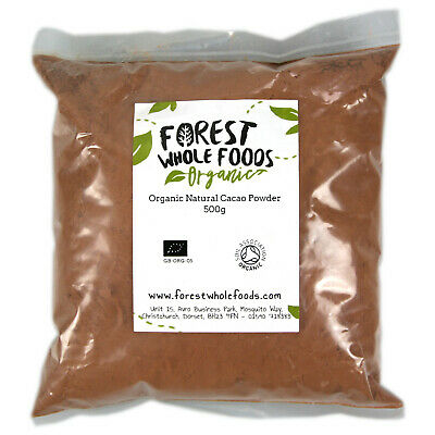 Orgánico Natural Cacao Polvo - Forest Whole Foods