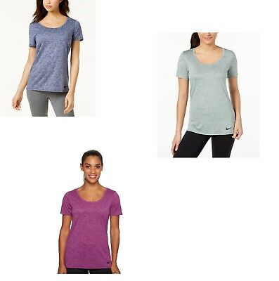 926ad55bc8f5 Nike Women Dry Legend Scoop Neck Training Top Choose Colors Sizes NEW with  tag