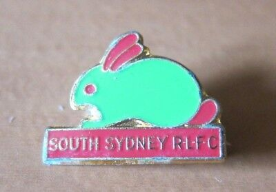 South Sydney Rabbitohs RLFC Rugby League Football Club Badge Angus & Coote