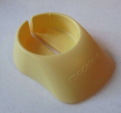 MEDELA Breast Pump Bottle Stand Holder - Yellow
