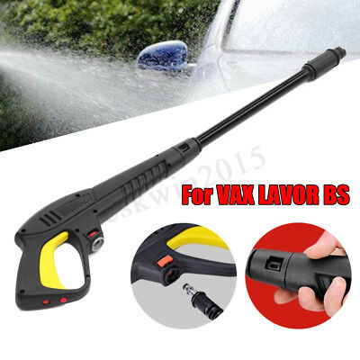 Quick Connect Pressure Washer Trigger Gun & Variable Lance Nozzle For LAVOR VAX