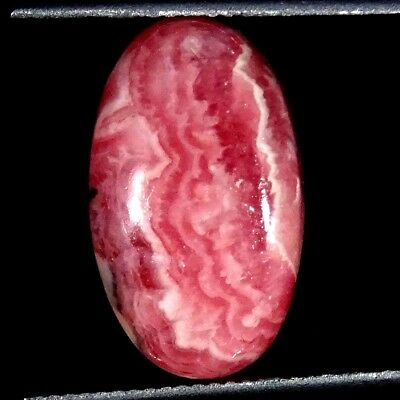 13.30Cts 100% Natural Rhodochrosite Oval Cabochon Loose Gemstone