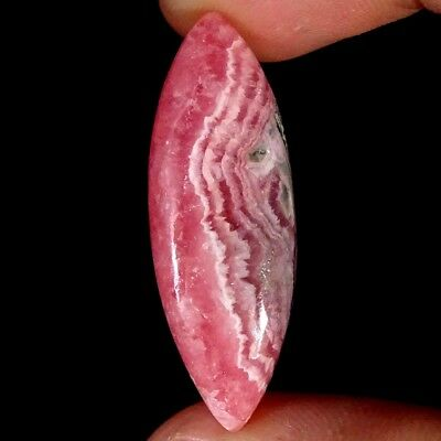 31.00Cts 100% Natural Rhodochrosite Marquise Cabochon Loose Gemstone