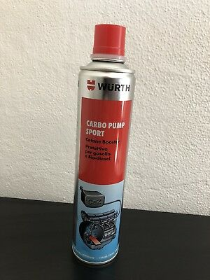 Additivo Gasolio Carbo Pump Sport Wurth
