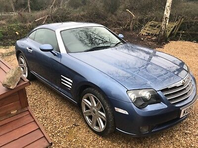 Chrysler Crossfire 3.2 V6 Sports Coupe Long MOT Great Condition