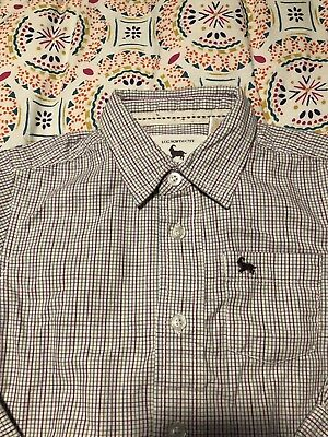 Zara Baby Age 18-24 Months Checked Shirt Worn Once
