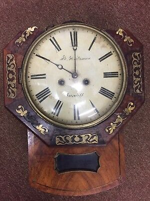 Job Lot Clearance antique/vintage wall clocks Etc