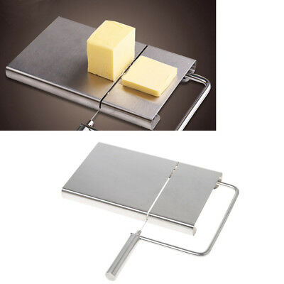 Cheese Slicer Thick&Thin Slices Fast Wire Cutter Handle Slicer Cutter Butter Egg