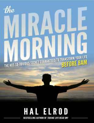 The Miracle Morning by Hal Elrod + 3 SEMILAR GIFTS :The Mira.. _ORIGINAL EB00KS_