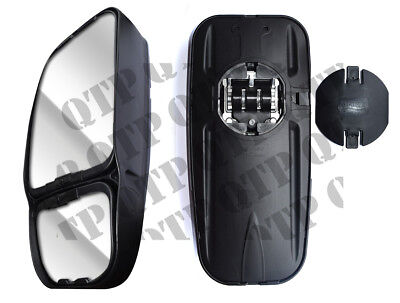 Ford New Holland Case Mirror Head LH Remote & Heated
