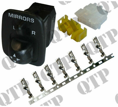 Ford New Holland Electric Mirror Control Switch T6000, T7000