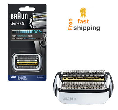 foil cassette replacement head for braun shaver trimmer for series 9 92S for men