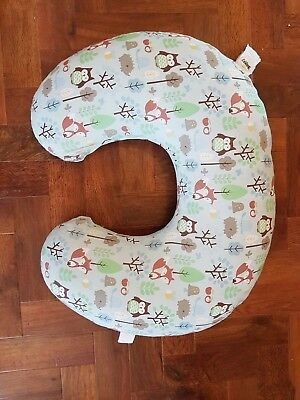 "Boppy ""woodsie"" Nursing Breastfeeding Support Pillow"