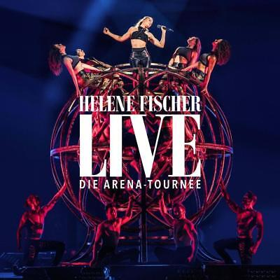 Helene Fischer Live - Die Arena-Tournee Helene Fischer Audio-CD 2 Audio-CDs 2018