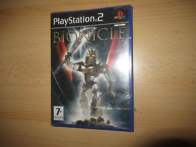 Bionicle (PS2) new sealed pal version