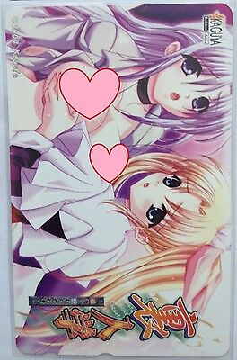 Carte téléphonique Manga n° 029 - eroge Game - IMPORT JAPAN - Japan card