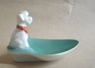 Poodle on mini pin dish german or japanese mid war