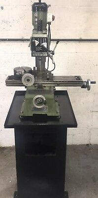 Warco Hobby Mill Milling Machine