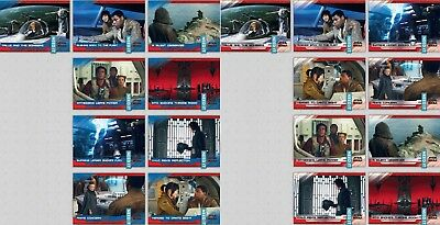 LAST JEDI SELECTS SERIES 2 WAVE 7 BLUE+WHITE SET OF 18 Star Wars Trader Digital