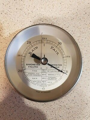 BAROMETER- Made In England