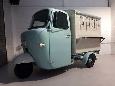 Lambretta Lambro 175 - Mobile Bar - Business For Sale