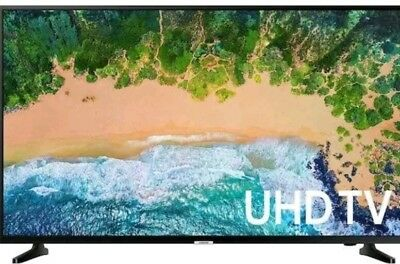 "TV LED Samsung Smart 43"" UE43RU7092 Ultra HD 4K HDR 10 DVB-C,DVB-S2 DVB-T2"