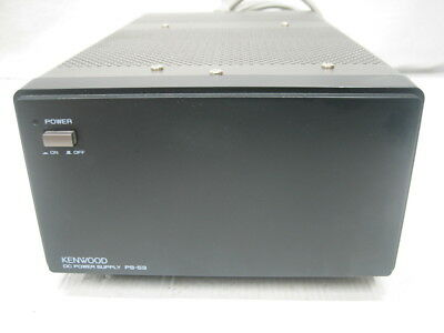 Kenwood PS-53 DC Power Supply with Cable