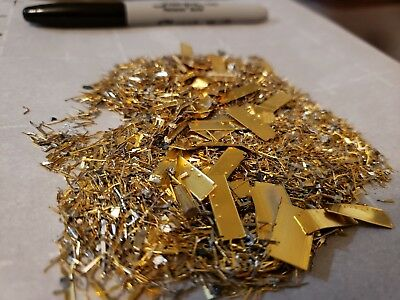 Electronic Scrap: Gold-Plated Pins and Connectors; Gold Recovery