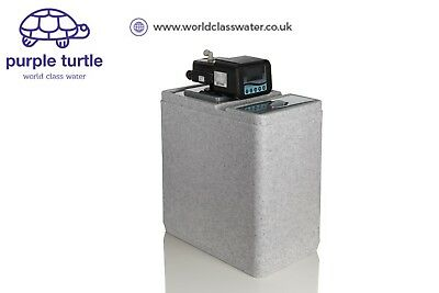 Automatic Home Water Softener - 10Ltr (2-4 person household) incl free 10kg salt