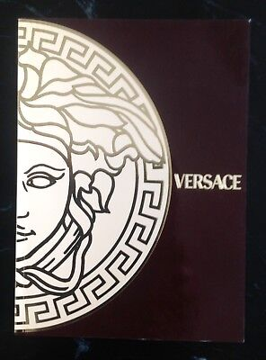 Mens Collection  versace catalog 2002