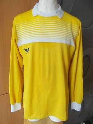 Erima West Germany Goalkeepers Match ? Vintage Football Shirt Jersey Maglia Rare