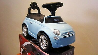 Voiture porteur Draagwagen FIAT 500 Ride-On Baby Mix