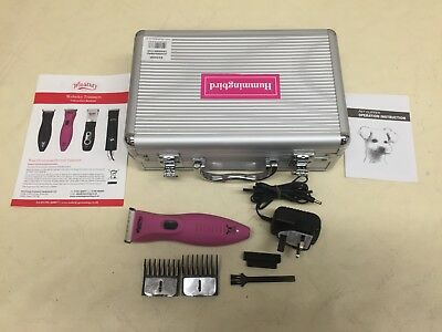 Wolseley Hummingbird Battery Powered Trimmers - Pink (Used)