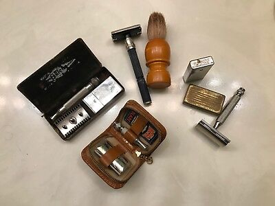 Vintage Safety Razor Collection