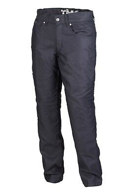 Bull-it SR6 Graphite Grey Protective Motorcycle Jeans