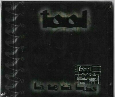 Tool Lateralus CD Explicit PA Parental Advisory[Latest Pressing] Newest Pressing