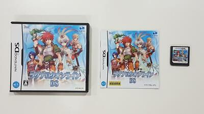 Ragnarok Online DS Japan Import SAME DAY FREE SHIPPING