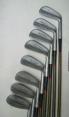 Tommy Armour Silver Scot Mac Gregor Iron set ( 2-9), green shafts, rare, nice!