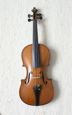 Old master Italian violin labeled: Antonius Sgarbi 1921 ! ! LOOK old fine ! ! !