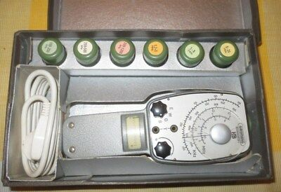 Grundig Resonanzmeter I / Type 701 (Grid-dip-meter)