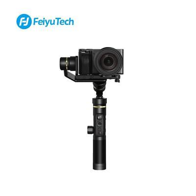 FeiyuTech G6 Plus 3-axis Stabilized Handheld Gimbal for Camera Smartphone GoPro