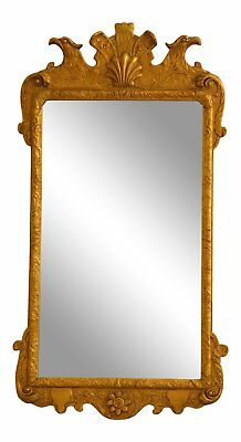 F29676EC: FRIEDMAN BROTHERS Colonial Williamsburg Collection Gold Mirror