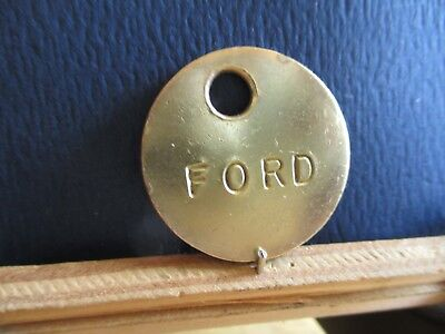 Vintage FORD Tool Check, -# 63