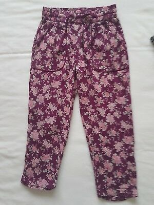 Girls Next Summer Trousers 4 Years