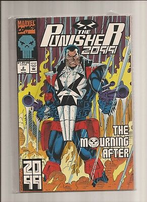 The Punisher 2099 #2
