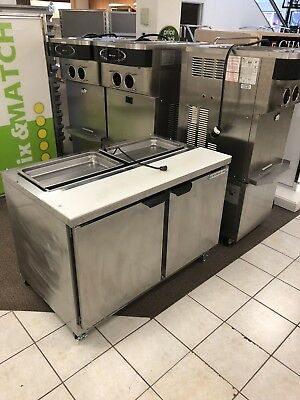 4 taylor frozen yogurt machine & freezer